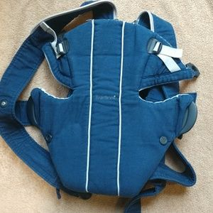 Baby carrier by baby born Navy blue